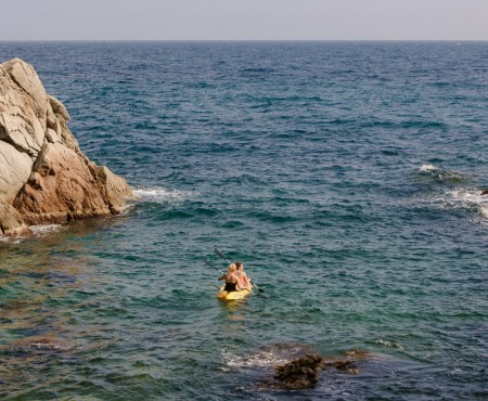 Coastal Walks in Lloret de Mar, Spain