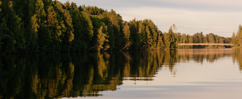 Outdoor Activities in the Gold of Lapland