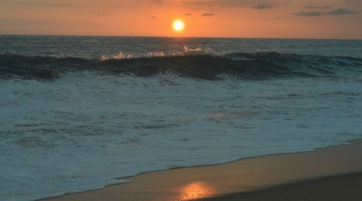 Pescadero beach Mexico