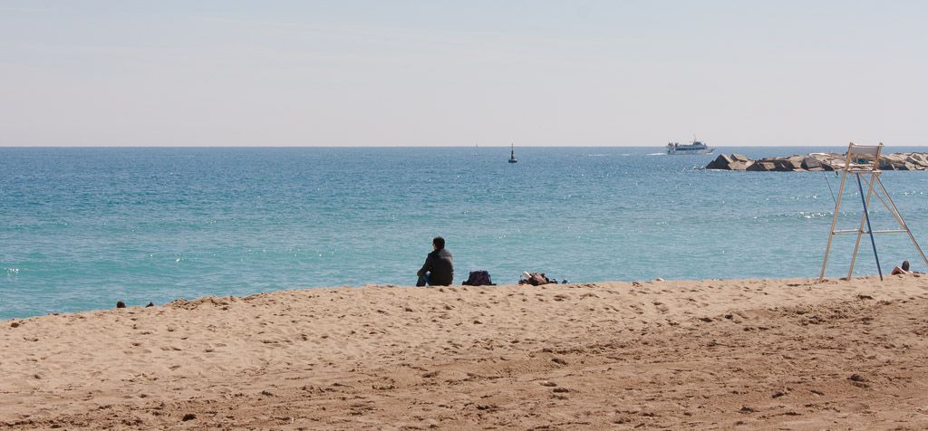 where to relax in Barcelona, Spain