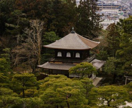wellness holiday in Kyoto, Japan