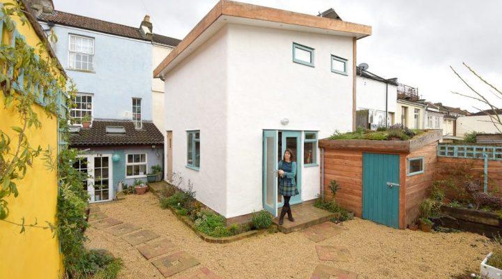 Room 212 Eco House in Bristol