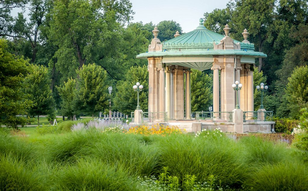 Outdoor things to do in St.Louis