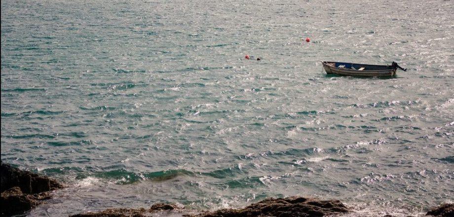 Ring of Beara, Boat in Allihies
