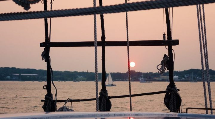 Maine Windjammer Association - Aboard the Victory Chimes