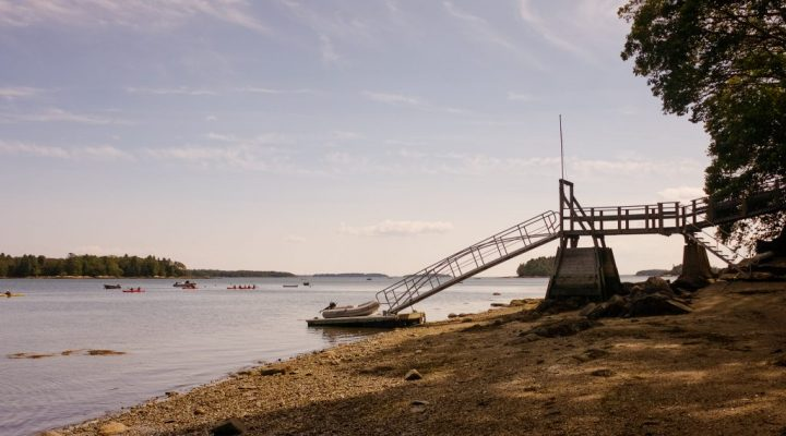 Things to do on the coast of Maine, America