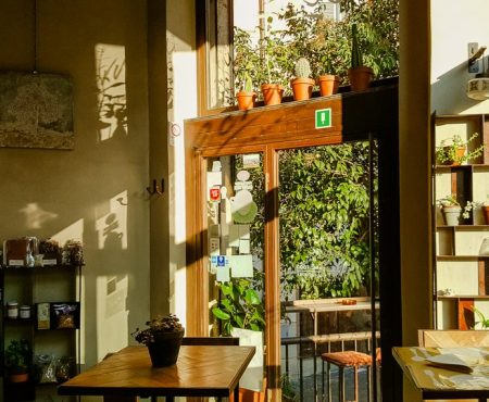 Vegan and vegetarian restaurants in Rome