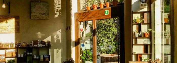 Vegan and vegetarian restaurants in Rome